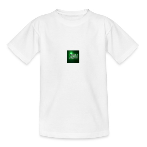 jgn_logo- - Teenager T-shirt