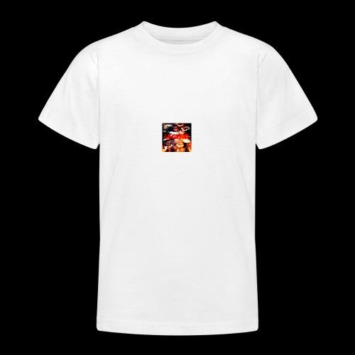 camo legend - Teenage T-Shirt