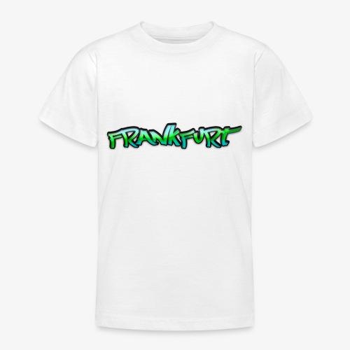 Gangster Frankfurt - Teenager T-Shirt