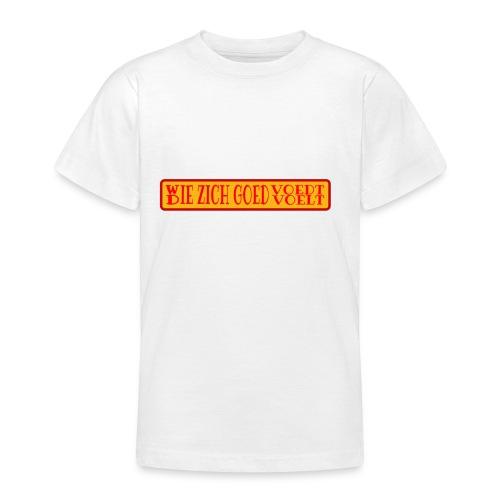 wie en die png - Teenage T-Shirt