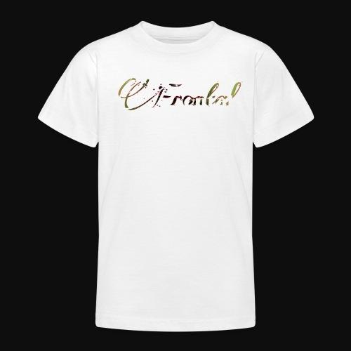 ƒяσηтαℓ αят - Teenager T-Shirt