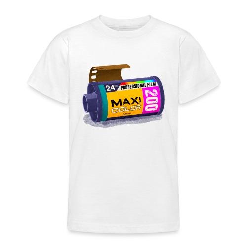 Maxi color photo casette 200 - Teenager-T-shirt