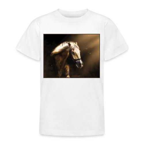 The Restless Stallion - Teenager T-shirt