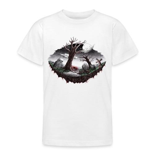 Horrorcontest scribblesirii - Nuorten t-paita