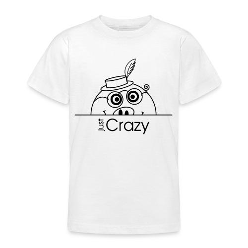 Happy Rosanna - « just Crazy » - T-shirt Ado