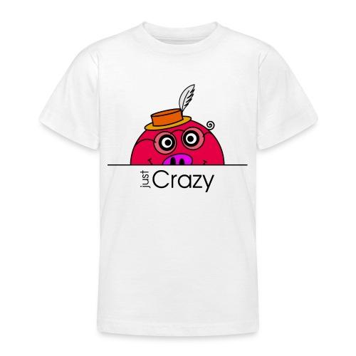 Happy Rosanna - « just Crazy » - c - T-shirt Ado