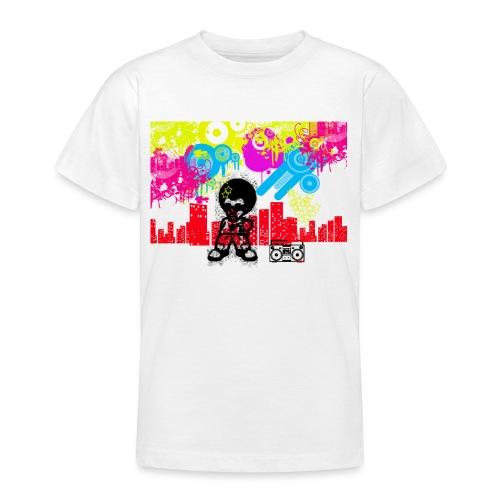 Magliette personalizzate bambini Dancefloor - Maglietta per ragazzi