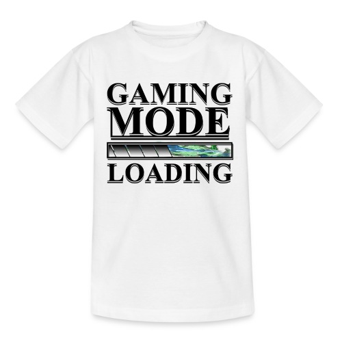 Gaming Mode Loading - Teenager T-Shirt