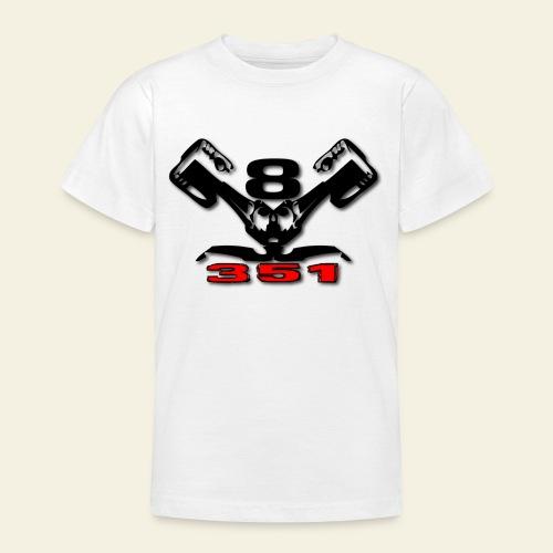 351 v8 - Teenager-T-shirt