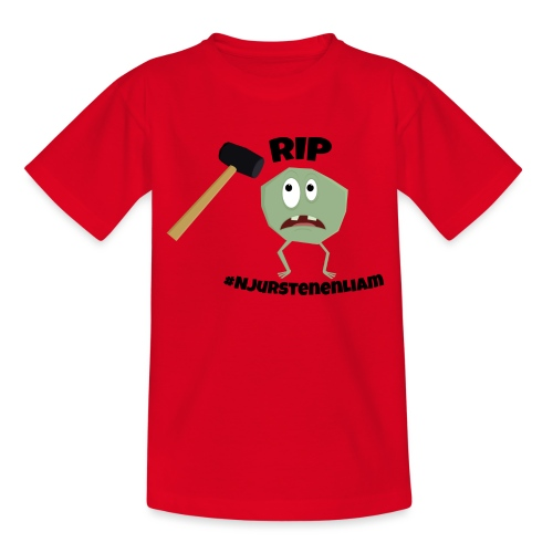 Njurstenen Liam - T-shirt tonåring