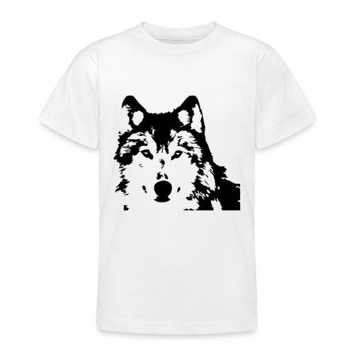 Wolf - Loup - Husky - Teenager T-Shirt
