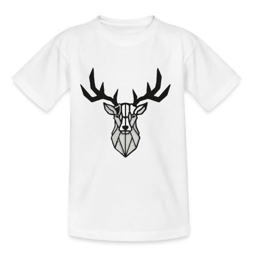 Hirsch - Hirsch - Hirsch - Teenager T-Shirt