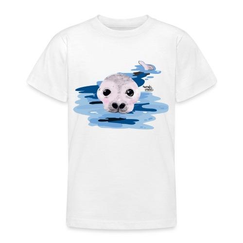 Lieve otter - T-shirt Ado