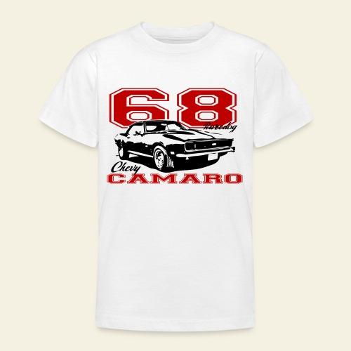 68 camaro sixty eight - Teenager-T-shirt
