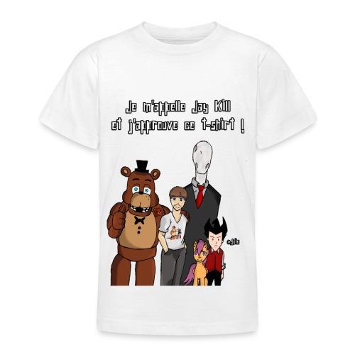 Jay s World - T-shirt Ado