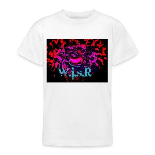 WisR Naisten T- Paita - Nuorten t-paita