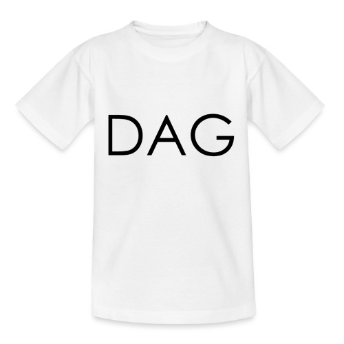 Die Abendgesellschaft - Teenager T-Shirt