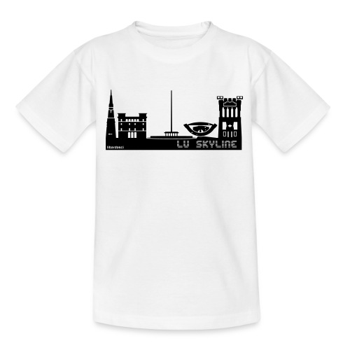 Lu skyline de Terni - Maglietta per ragazzi