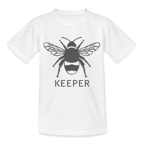 Bee Keeper - Teenage T-Shirt