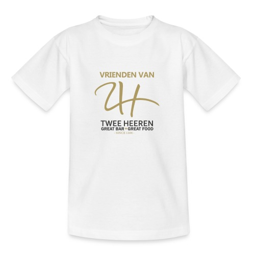 Vrienden van de Twee Heeren - Teenager T-shirt