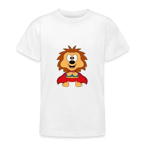 Lustiger Igel - Superheld - Kind - Baby - Tier - Teenager T-Shirt
