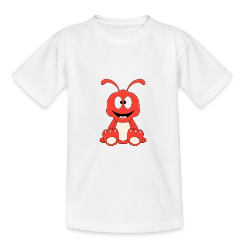 Lustige Ameise - Ant - Kind - Baby - Tier - Fun - Teenager T-Shirt