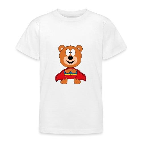 Teddy - Bär - Superheld - Kind - Baby - Tier - Teenager T-Shirt