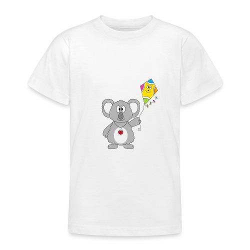 Panda - Drachen - Kite - Tier - Kind - Baby - Teenager T-Shirt