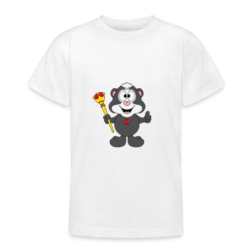 Stinktier - König - Königin - Tier - Kind - Baby - Teenager T-Shirt