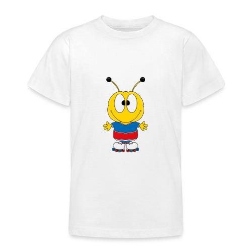 Biene - Inline Skates - Sport - Tier - Kind - Teenager T-Shirt