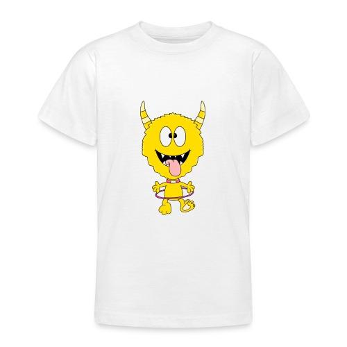 Monster - Hula-Hoop-Reifen - Kind - Baby - Teenager T-Shirt