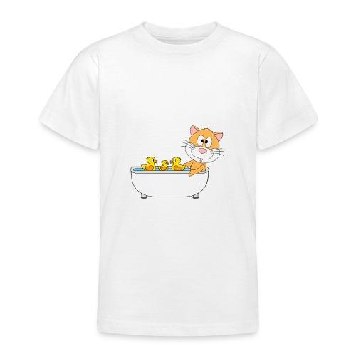 Hamster - Badewanne - Kind - Baby - Tier - Fun - Teenager T-Shirt