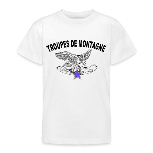 choucasTDM dos - T-shirt Ado