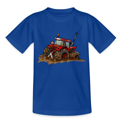 IH in de blub - Teenager T-shirt