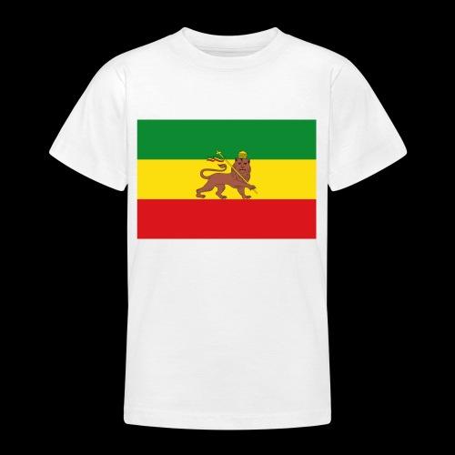 LION FLAG - Teenage T-Shirt
