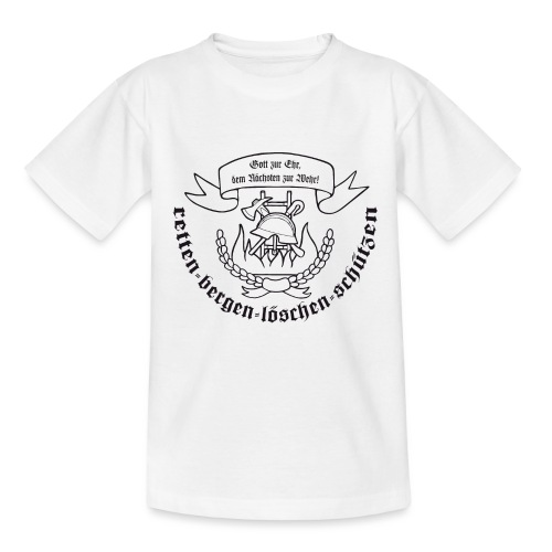 FW Slogan - Teenager T-Shirt