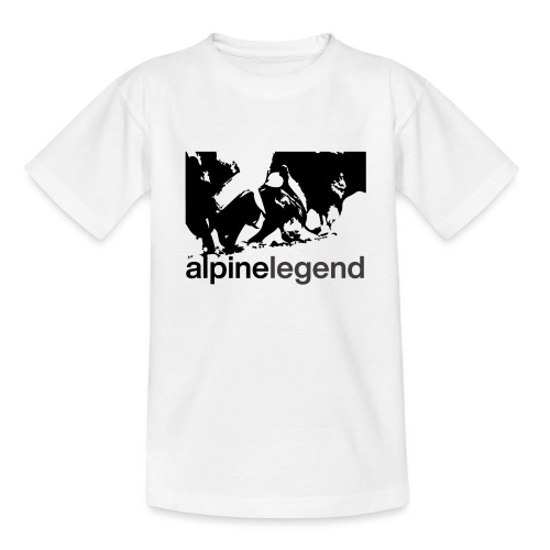alpine legend : Reines du Val d'Hérens - Teenager T-Shirt