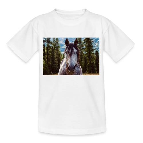 Nature Horse by #CreativeArts - Teenager T-Shirt