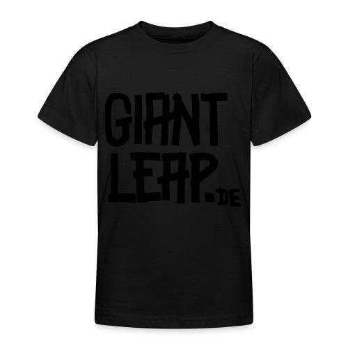 schriftzugMolotow svg - Teenager T-Shirt