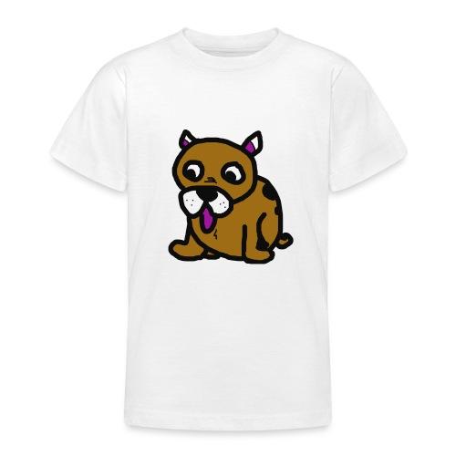 Guagua el Perrito - Camiseta adolescente