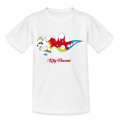 Killy Pincemi - T-shirt Ado