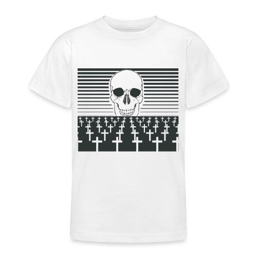 cimetière - T-shirt Ado
