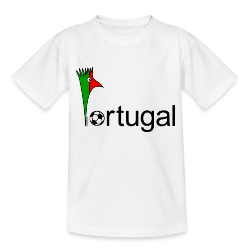 Galoloco Portugal 1 - T-shirt Ado
