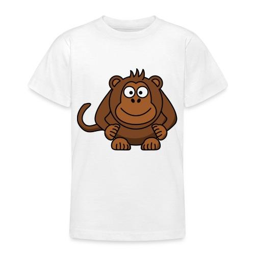 Monkey t-shirt - Teenager-T-shirt