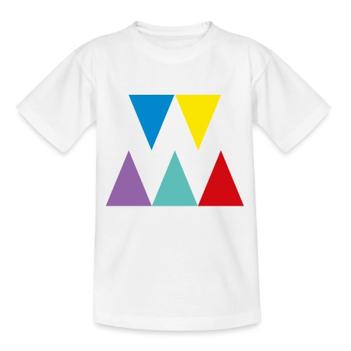 Logo We are les filles - T-shirt Ado