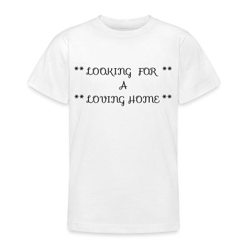 Loving home - Nuorten t-paita
