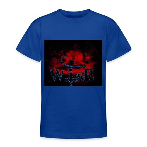 WISR Huppari - Nuorten t-paita