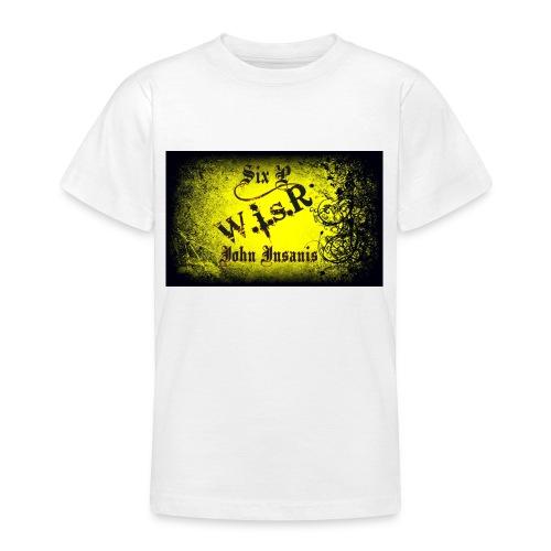 Six P & John Insanis Treenikassi - Nuorten t-paita