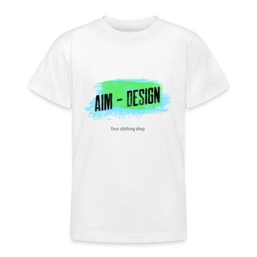 Aim Design - Teenager T-Shirt