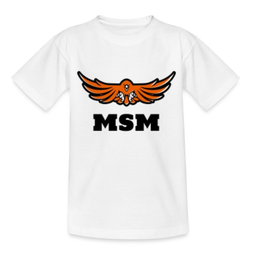 MSM EAGLE - Teenager-T-shirt